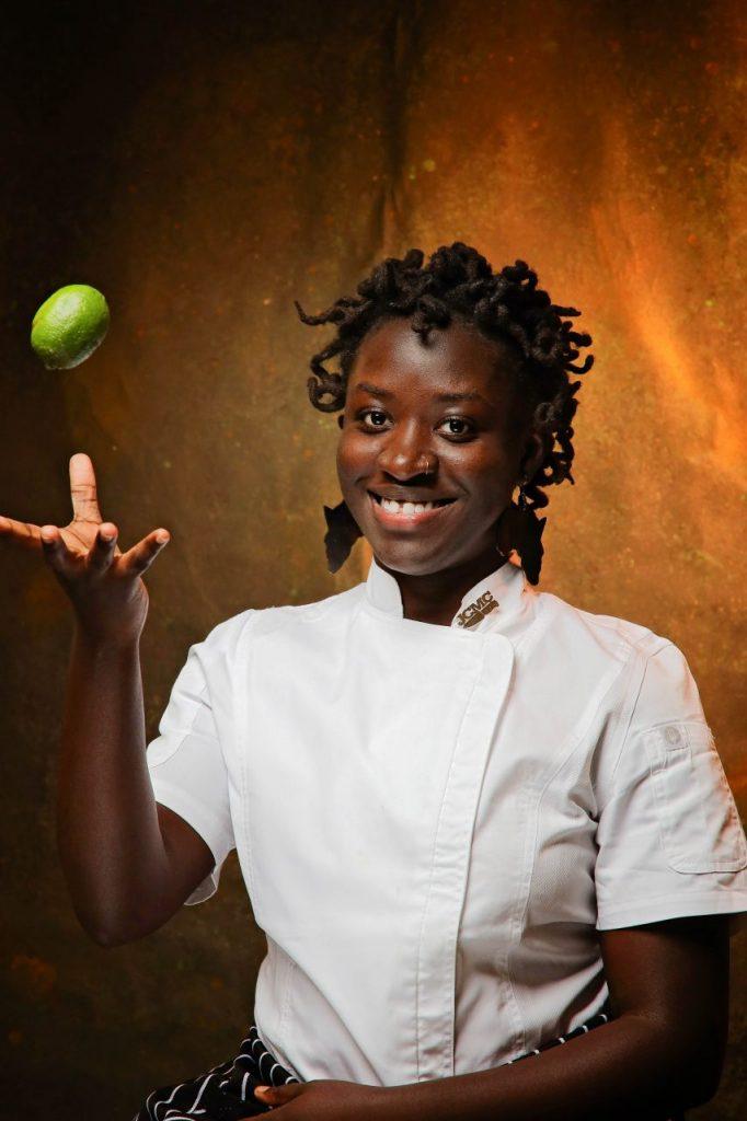 Chef Adjoa is a hospitality focused culinarian.