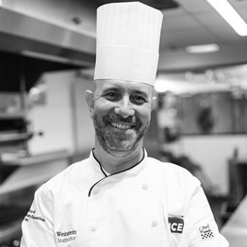Chef Jay Weinstein on Chef Adjoa